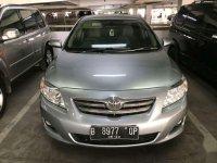 Toyota Corolla Altis 2008 dijual cepat