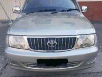 Toyota Kijang 2003 bebas kecelakaan
