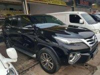 Toyota Fortuner SRZ bebas kecelakaan