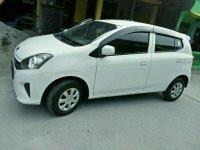 Toyota Agya 2013 bebas kecelakaan