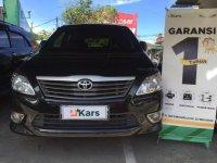 Toyota Kijang Innova E bebas kecelakaan