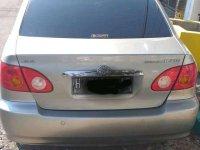 Toyota Corolla Altis G dijual cepat