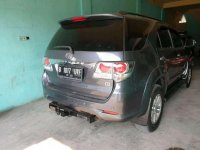 Toyota Fortuner 2005 bebas kecelakaan