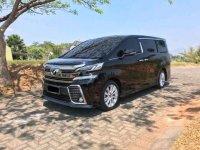 Butuh uang jual cepat Toyota Vellfire 2015