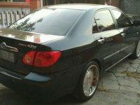 Toyota Corolla Altis 1.8 Manual bebas kecelakaan