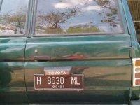 Toyota Kijang 1991 bebas kecelakaan