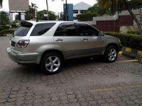 Toyota Harrier 2002 dijual cepat