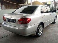 Toyota Corolla Altis 2004 bebas kecelakaan