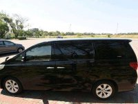 Toyota Alphard 2011 dijual cepat