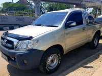 Toyota Hilux S Cab dijual cepat