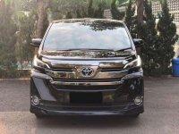 Jual Toyota Vellfire 2017 harga baik
