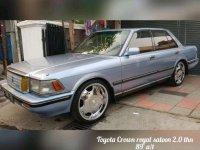 Butuh uang jual cepat Toyota Crown 1989