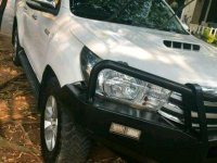Jual Toyota Hilux 2016 Manual