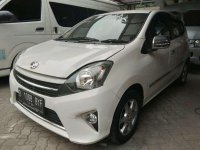 Jual Toyota Agya 2013, KM Rendah