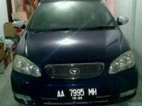 Jual Toyota Corolla Altis 2001 Manual