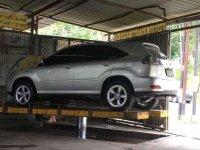 Toyota Harrier 300G Premium bebas kecelakaan
