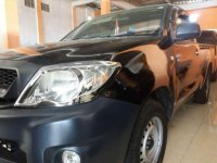 Toyota Hilux S bebas kecelakaan