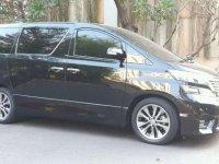 Jual Toyota Vellfire 2011 harga baik