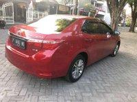 Toyota Corolla Altis 2014 dijual cepat