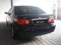 Jual Toyota Corolla Altis 2002, KM Rendah