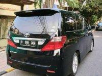 Toyota Alphard 2.4 NA bebas kecelakaan