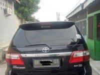 Jual Toyota Fortuner 2009, KM Rendah