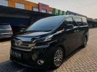Jual Toyota Vellfire 2015, KM Rendah