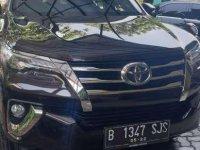 Toyota Fortuner 2017 bebas kecelakaan