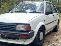 Butuh uang jual cepat Toyota Starlet 1987