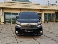 Jual Toyota Vellfire 2014 Automatic