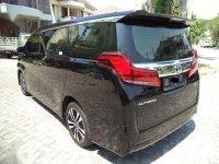 Jual Toyota Alphard G harga baik
