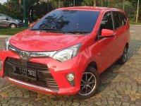 Jual Toyota Calya 2017 harga baik