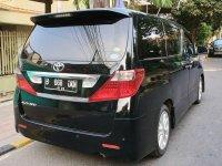 Jual Toyota Alphard 2010, KM Rendah