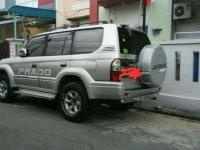 Toyota Land Cruiser 2001 dijual cepat
