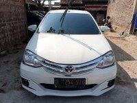 Toyota Etios Valco 2014 dijual cepat