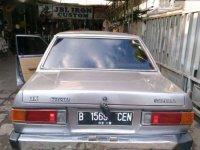 Toyota Corolla 1980 dijual cepat