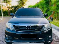 Jual Toyota Fortuner 2012 Manual