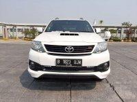 Jual Toyota Fortuner 2015 Manual