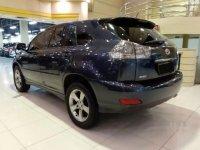 Butuh uang jual cepat Toyota Harrier 2005