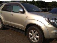 Toyota Fortuner 2009 bebas kecelakaan