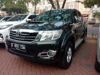Toyota Hilux G dijual cepat
