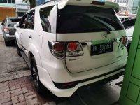 Toyota Fortuner TRD dijual cepat