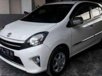 Toyota Agya 2017 bebas kecelakaan