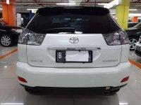 Toyota Harrier 2012 dijual cepat
