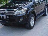 Jual Toyota Fortuner 2009 Manual
