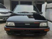 Toyota Starlet 1998 bebas kecelakaan