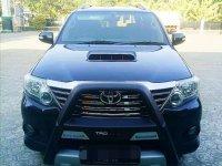 Toyota Fortuner bebas kecelakaan
