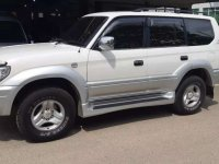 Jual Toyota Land Cruiser 1999 Automatic