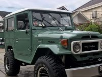 Jual Toyota Hardtop 1973 Manual