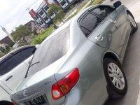 Jual Toyota Corolla Altis 2008, KM Rendah